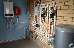 Монтаж газового отопления под ключ Мытищи
