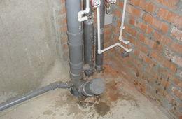 Монтаж канализации в квартире под ключ Мытищи