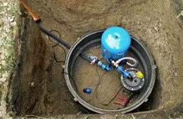 Монтаж водоснабжения на даче Мытищи