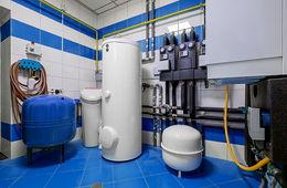 Монтаж водоснабжения в коттедже Мытищи