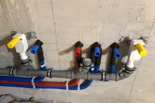 Монтаж канализации в квартире в Мытищах