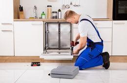 Установка бытовой техники на кухне Мытищи