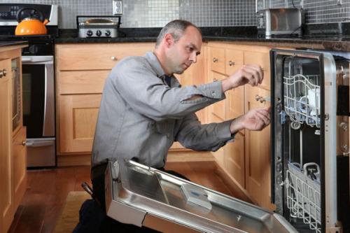 Установка посудомоечной машины в Мытищах